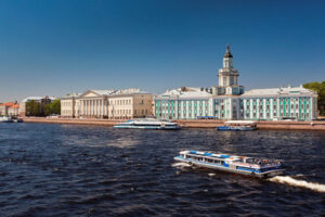 Life in Russia beyond expectations