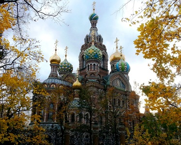 Saint-Petersburg Reminiscences, Chapter 2: Downtown wonders of Saint-Petersburg, at first glance