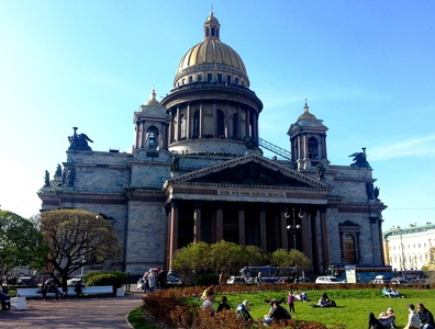 Saint-Petersburg Reminiscences, Chapter 3: Weather in Saint-Petersburg