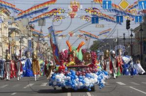 Saint-Petersburg City Day