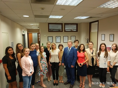 Why Russia is a great internship destination?