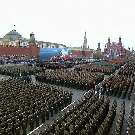 Victory Day Celebration - May, 9th