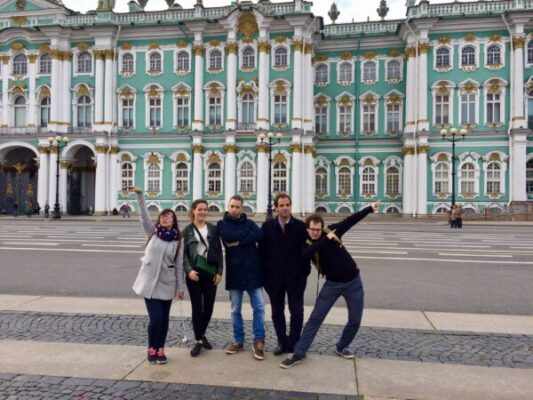 The benefits of internship in Russia!